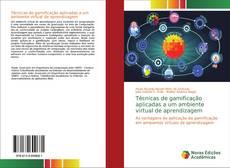Обложка Técnicas de gamificação aplicadas a um ambiente virtual de aprendizagem