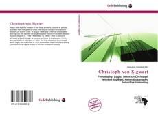 Christoph von Sigwart kitap kapağı
