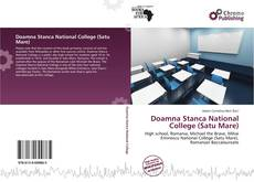 Couverture de Doamna Stanca National College (Satu Mare)