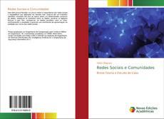 Bookcover of Redes Sociais e Comunidades