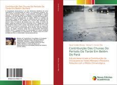 Portada del libro de Contribuição Das Chuvas Do Período Da Tarde Em Belém Do Pará