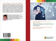 Bookcover of Recomendação no Domínio de TV Digital