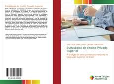 Couverture de Estratégias do Ensino Privado Superior