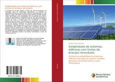 Portada del libro de Estabilidade de sistemas elétricos com fontes de energia renováveis