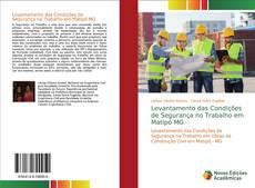 Capa do livro de Levantamento das Condições de Segurança no Trabalho em Matipó MG