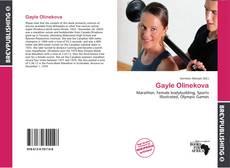 Buchcover von Gayle Olinekova