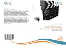 Bookcover of Jack Whittingham