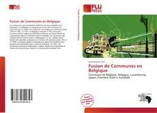 Buchcover von Fusion de Communes en Belgique