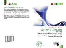 Couverture de 2011 FIA GT1 Navarra Round
