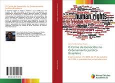 Bookcover of O Crime de Genocídio no Ordenamento Jurídico Brasileiro