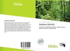 Bookcover of Arabian Ostrich
