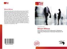 Miron Mitrea的封面