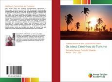 Capa do livro de Os (des) Caminhos do Turismo