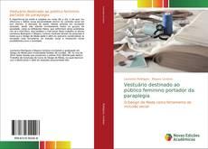 Capa do livro de Vestuário destinado ao público feminino portador da paraplegia