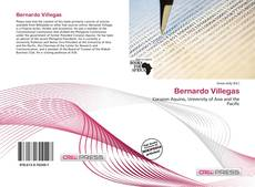 Capa do livro de Bernardo Villegas