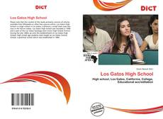 Portada del libro de Los Gatos High School