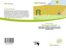 Bookcover of Grzegorz Baran