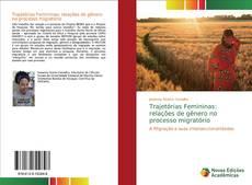 Buchcover von Trajetórias Femininas: relações de gênero no processo migratório