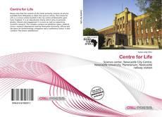 Buchcover von Centre for Life