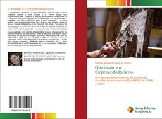 Bookcover of O Artesão e o Empreendedorismo