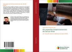 Buchcover von Os aspectos biopsicossociais do Serial Killer