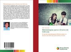 Capa do livro de Metodologias para o Ensino de Ciências