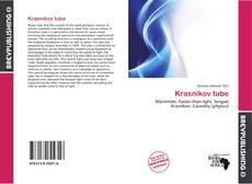 Bookcover of Krasnikov tube