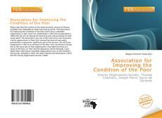 Capa do livro de Association for Improving the Condition of the Poor