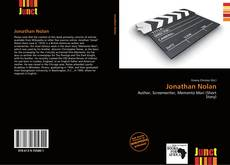 Bookcover of Jonathan Nolan