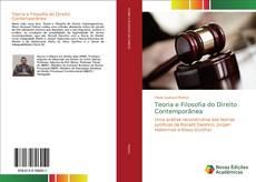 Capa do livro de Teoria e Filosofia do Direito Contemporânea