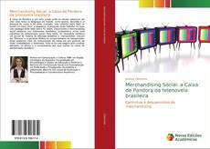 Merchandising Social: a Caixa de Pandora da telenovela brasileira的封面