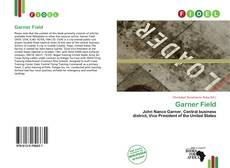 Portada del libro de Garner Field