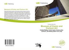 Portada del libro de Museum of Comic and Cartoon Art