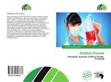 Bookcover of Callitris Preissii