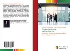 Capa do livro de Responsabilidade socioambiental