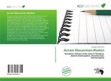 Bookcover of Avram Steuerman-Rodion