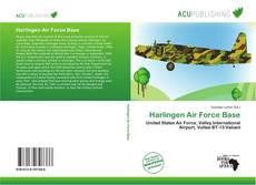 Capa do livro de Harlingen Air Force Base