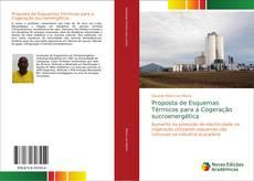 Portada del libro de Proposta de Esquemas Térmicos para a Cogeração sucroenergética