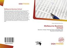 Bookcover of Melbourne Business School