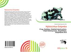 Bookcover of Hyloscirtus Colymba