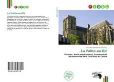 Обложка La Vallée-au-Blé