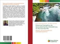 Capa do livro de Potencial Energético de Aproveitamentos Hidrelétricos no Rio Grande-MG