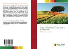 Capa do livro de Ação antitumoral de Oliveira e flavonoides