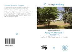 Aéroport Marseille Provence kitap kapağı