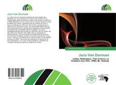 Обложка Jaco Van Dormael