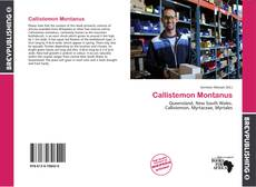 Bookcover of Callistemon Montanus