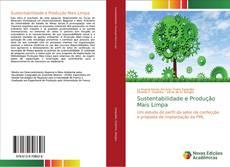 Обложка Sustentabilidade e Produção Mais Limpa