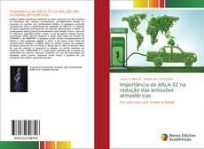 Обложка Importância do ARLA-32 na redução das emissões atmosféricas