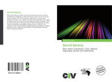 Buchcover von Gerrit Komrij