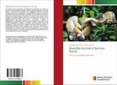 Buchcover von Questão Animal e Serviço Social